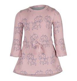 Noeser Dress Else Poodle Pink