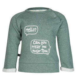 Noeser sweater Helly Mos Green