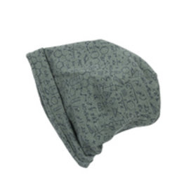 Noeser beanie science green melee