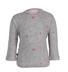 Noeser longsleeve Bente Molecule Pink