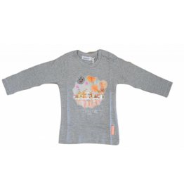 Dirkje T-shirt Gray Melee