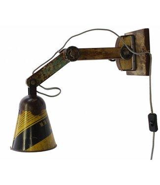 By Mooss wandlamp reclaim