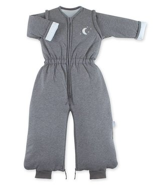 Bemini slaapzak pady jersey stary 6-24 maanden Pingu grijs