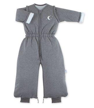 Bemini slaapzak pady jersey stary 9-24 maanden Pingu grijs
