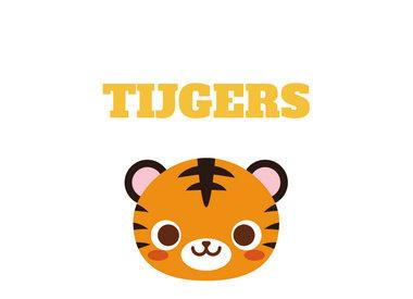 Cadeautjes met tijgers