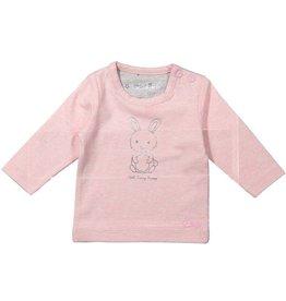 Dirkje longsleeve bunny pink melee