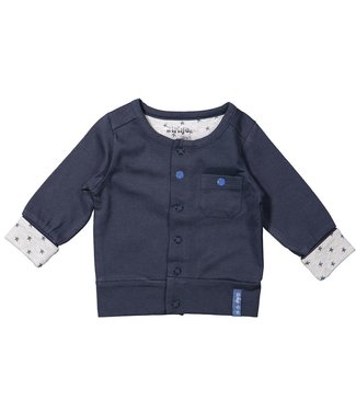 Dirkje baby Jacket Navy Blue