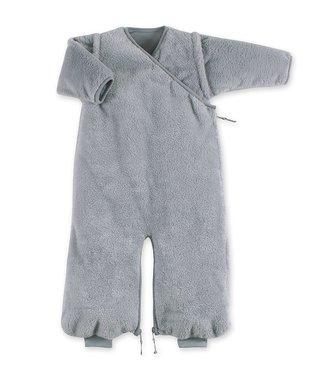 Bemini winterslaapzak Magic Bag Softy grizou 3-9 mnd