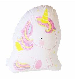 A Little Lovely Company pillow Unicorn