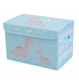 A Little Lovely Company Pop-up storage box: Brontosaurus