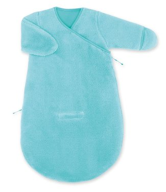 Bemini 0-3 mnd winterslaapzak Softy Turquoise