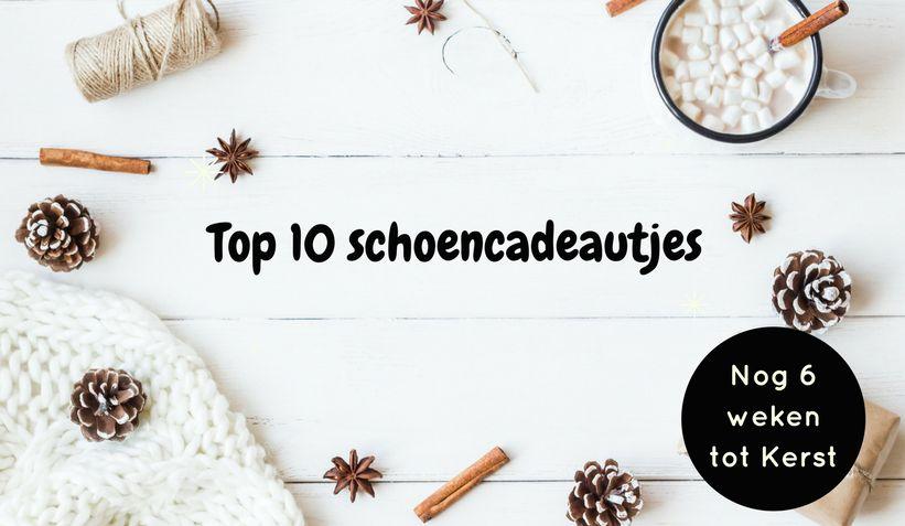 Top 10 toffe schoencadeautjes