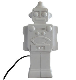 House of Disaster robot lamp wit
