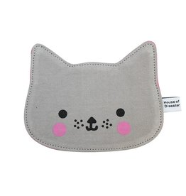 House of Disaster wallet kawaii cat