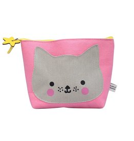 House of Disaster pouch toilet bag kawaii cat