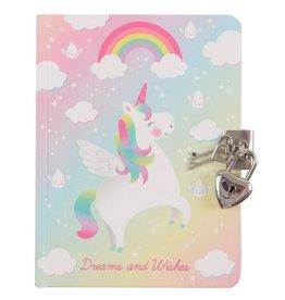 Sass & Belle dagboek Rainbow Unicorn