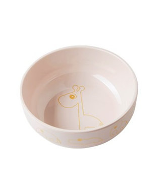 Done by Deer Yummy bowl Contour, gold with powder