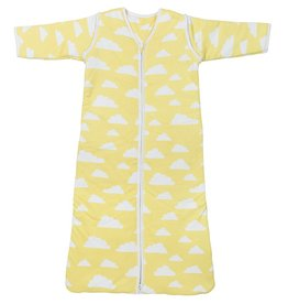 Meyco sleeping bag Clouds yellow