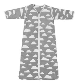 Meyco sleeping bag Clouds grey