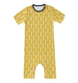 Fresk Summer suit Havre mustard