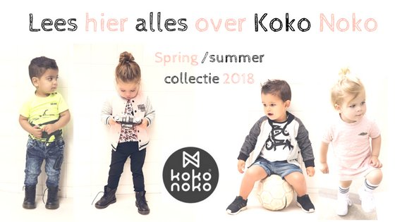 Koko Noko The Journey Starts Now!