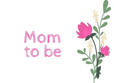 Moms to be