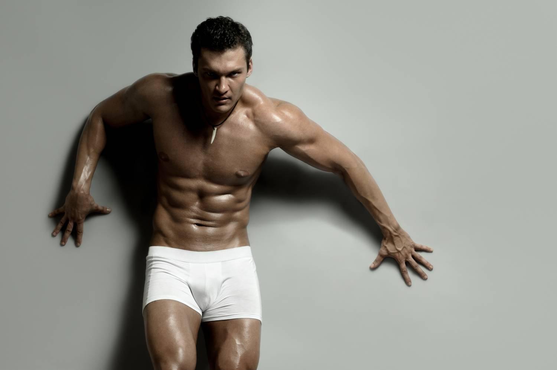 Фото одного и того же мускулистого парня 4 фотография
