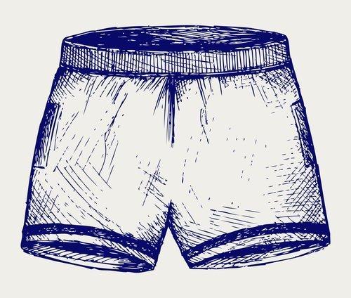 Weite Boxershorts