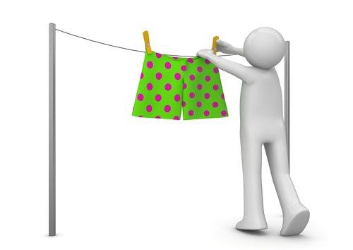 Anti-geur ondergoed