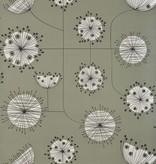 Miss-Print Behang Dandelion Mobile grijsgroen MISP1023