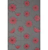 Miss-Print Behang Dandelion Mobile grijs MISP1025