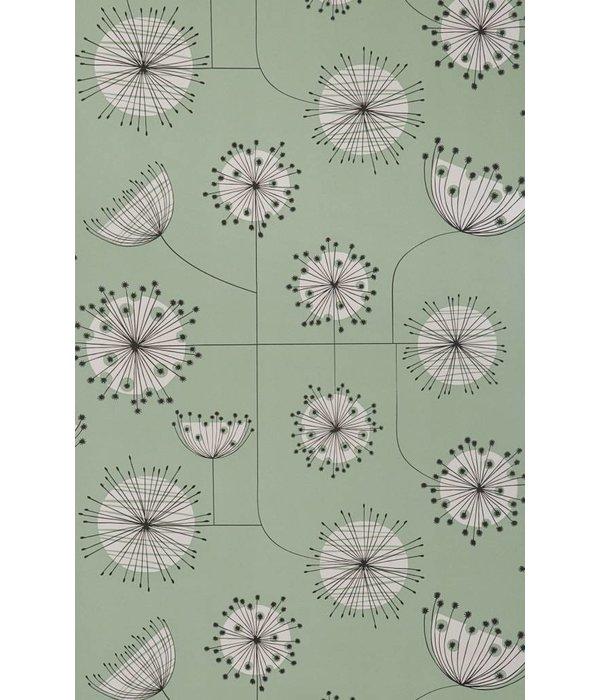 Miss-Print Behang Dandelion Mobile zachtgroen MISP1026