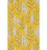 Miss-Print Behang Garden City geel MISP1071