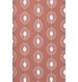 Miss-Print Behang Dewdrops roze MISP1087