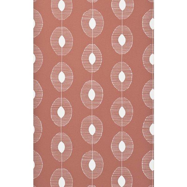 Behang Dewdrops roze MISP1087