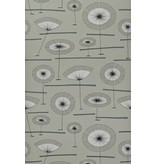 Miss-Print Behang Grasslands grijs MISP1074