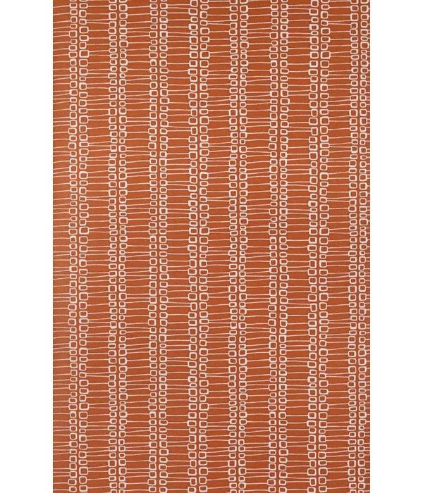 Miss-Print Behang Nectar oranje MISP1053