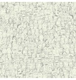 Tres-Tintas Behang Mil Caras wit 19952 Behang