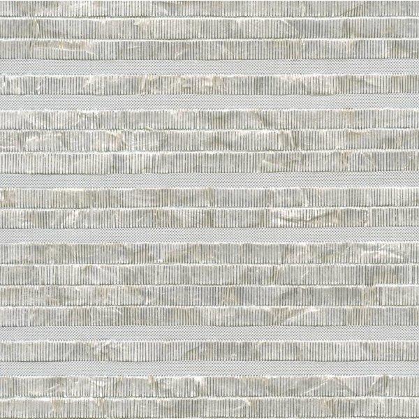 Behang zilver de mooiste muren - Zilvergrijs behang ...