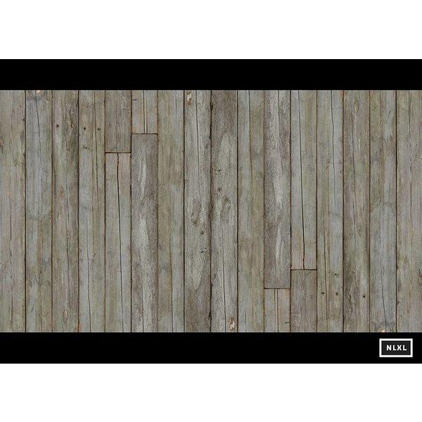 verweerde planken bruin naturel wit PHE-14