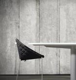 Piet-Boon brede licht grijze platen beton CON-03 Behang