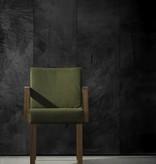 Piet-Boon antraciet zwart CON-07 Behang