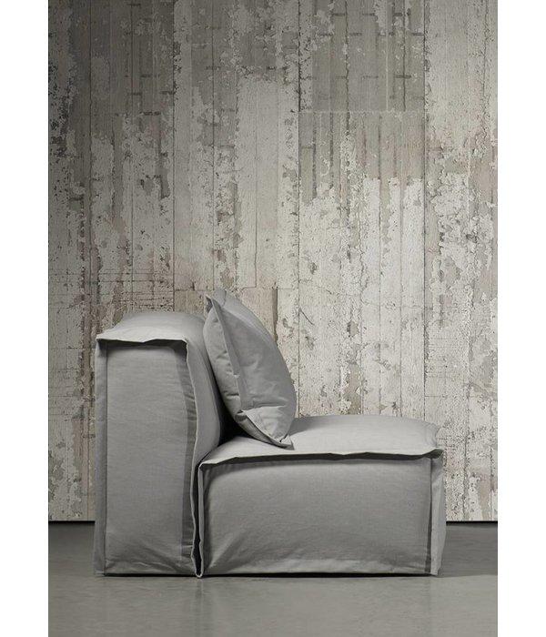 verweerde smalle stroken beton CON-06 - De Mooiste Muren