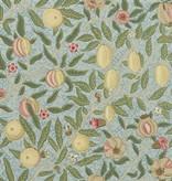 Morris-Co Fruit W/P - Slate/Thyme Wallpaper