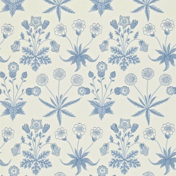 Daisy - Blue/Ivory