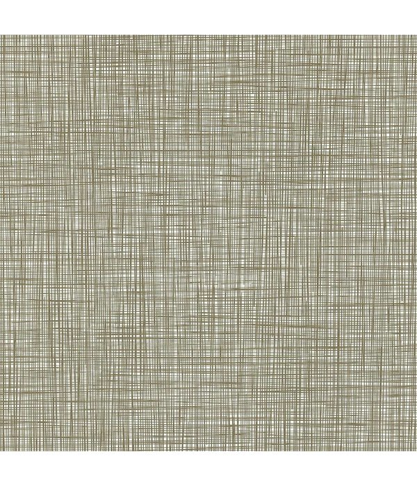 Harlequin Scribble - Walnut HORL110426 Wallpaper