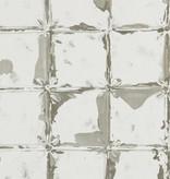 Harlequin Akoa Platinum (Wit) Wallpaper