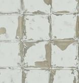 Harlequin Akoa Eggshell (Blauw, Groen) Wallpaper