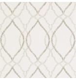 Harlequin Comice Pearl (Wit) 110607 Behang