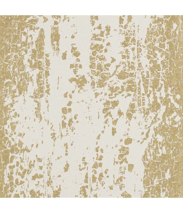 Harlequin Eglomise Gold 110622 Wallpaper